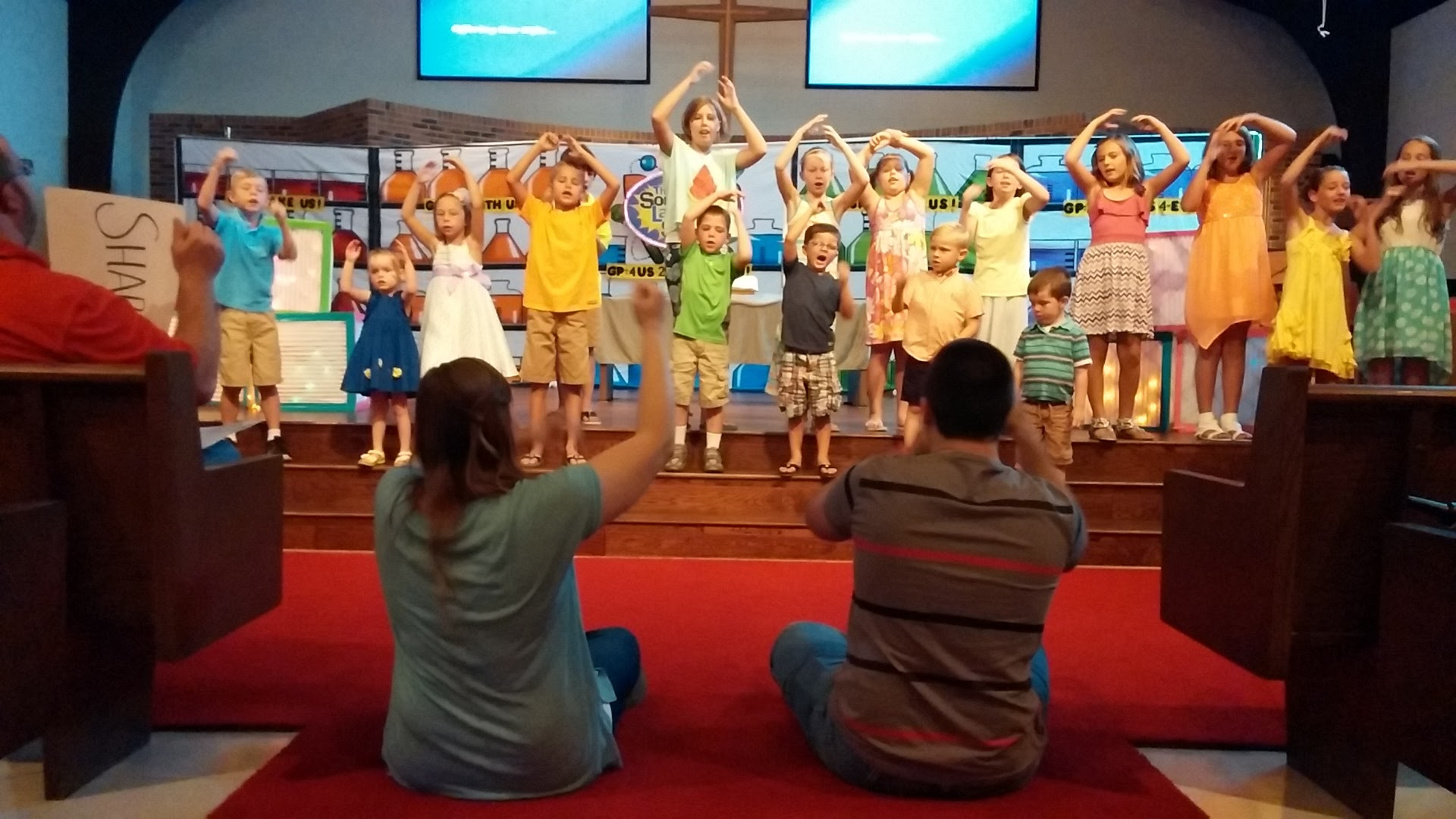 kids, vbs, bible, sunday school, nursery, church of the cross, lexington